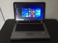 HP G6 - INTEL CORE I3 - 3GB RAM - 320GB HDD - WINDOWS 10 LAPTOP