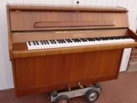 BENTLEY small modern mint piano tuned can deliver £380