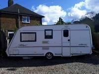 Rallye compass caravan for sale 4 Berth 01