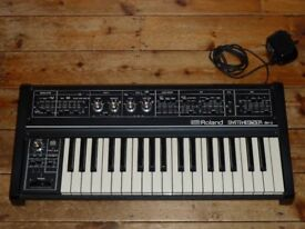 Roland SH-2 analogue synthesiser