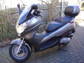 Honda S-Wing Scooter 2014 125cc
