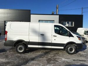 2017 Ford Transit Low roof 130 wb. shelving available