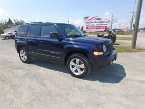2012 Jeep Patriot SPORT!! NORTH!! 4X4! ROOF! CERTIFIED!