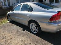 Volvo S60 d5 185bhp manual 2006 new mot may take a px