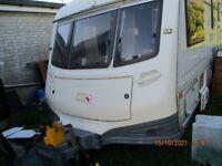 caravan 4 berth in ballyhornan for sale