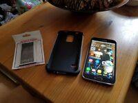 Samsung Galaxy S5 - black - superb condition