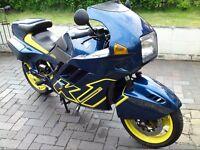 BMW K1 motorbike low miles with MOT
