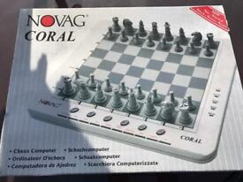 Novag electronic chess game 1997