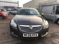59 VAUXHALL INSIGNIA 1.8 EXCLUSIVE CHEAP BARGAIN CAR READY TO GO TODAY LONG M...