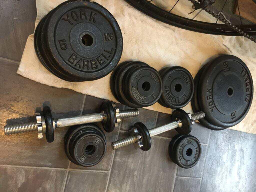 York Weights - 50gks