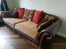 4 seater dfs Perez sofa