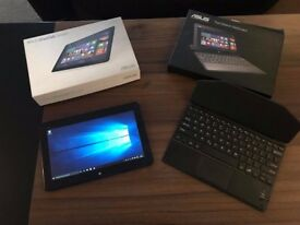Asus Vivotab Smart ME400C with TranSleeve Keyboard and Boxes