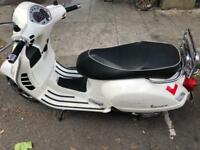 Vespa super ie 125cc