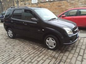 2007(57) SUZUKI IGNIS 1.3 - 5 DOOR PETROL - VERY LOW MILEAGE ONLY 47K - BARGAIN