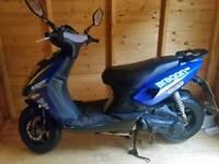 Aragon 50cc moped spares or repairs
