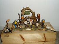 Bowbrook Bird/Animal collection