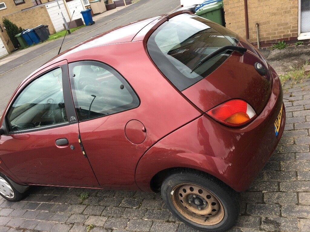 For Sale Ford Ka  May Swap What U Got In Tamworth Staffordshire Gumtree