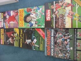 The Sun Soccer Annuals & Various