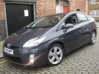 TOYOTA PRIUS T SPIRIT HYBRID NEW SHAPE UK CAR **** PCO UBER READY FOR WORK *** 5 DOOR HATCHBACK