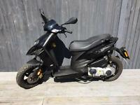 Typhoon 125 one owner from new mot two keys full logbook 850 Ono