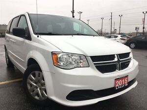 2015 Dodge Grand Caravan SXT, Cruise, Bluetooth, Full Stow!