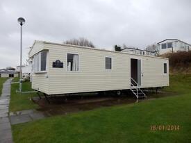 Craig Tara beautiful 6 berth caravan in Arran View
