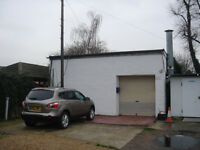 Stanwell Heathrow 650sq.ft Warehouse and Office