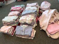 Baby Girls Bundle 0-1