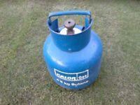 Camping Gas Butane Calor 4.5Kg Gas Bottle. 100% Full