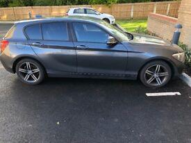 BMW 1 series 116i Sport Petrol (MOT Pass)