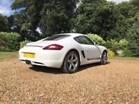 Porsche Cayman 987.1 (2.7l flat 6)