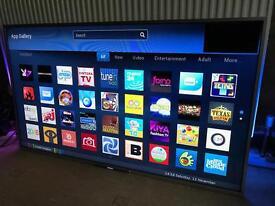 "Philips 48"" Full HD 1080p Smart 3D Freeview HD Freesat HD LED"