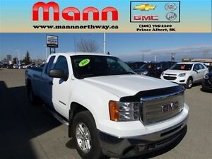 2013 GMC Sierra 1500 SLE - PST paid, Tow package, Cruise control