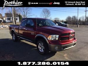 2013 Ram 1500 SLT | EXTENDED WARRANTY | CLOTH | REAR CAMERA |