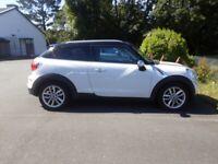 Mini, PACEMAN, Coupe, 2013, Manual, 1598 (cc), 3 doors