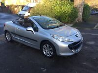 PEUGEOT 207 SPORT CC FULL SERVICE HISTORY 12 MONTHS MOT ONLY 36000 MILES