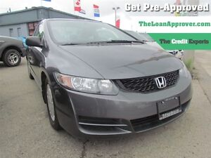 2010 Honda Civic DX-G * CAR LOANS FOR ALL CREDIT SITUATIONS