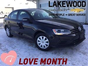 2015 Volkswagen Jetta 2.0L (Back Up Camera, Colored Touch Screen