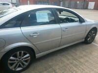 vauxhall vectra 1.8 drives spot on has dent in front passenger side wheel arch cheap price