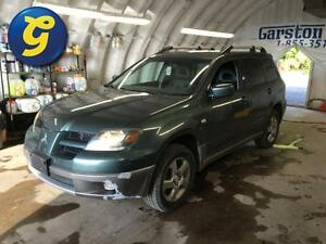 2003 Mitsubishi Outlander XLS AWD*AS IS CONDITION AND APPEARANCE