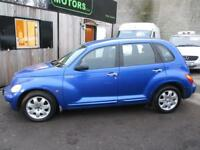 CHRYSLER PT CRUISER 2.2 CRD Touring 5dr (blue) 2005