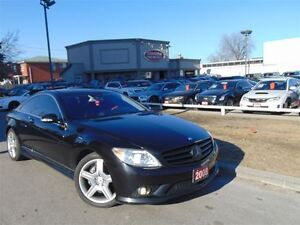 2008 Mercedes-Benz CL-Class CL550C-AMG SPORT PKG NIGHT VISION MA