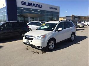 2015 Subaru Forester Convenience - rates from 1.9%