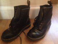 Dr Martens SMooth boots
