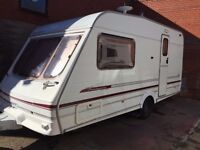 Swift Sandymere 480/2 model year 2001 - 2 berth with good sized end washroom