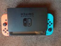 Sold - Nintendo Switch Console - Mint condition in original box