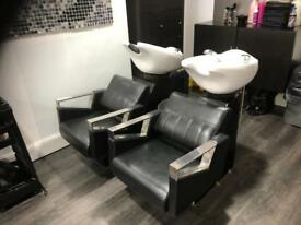 Hairdressing Backwash Sink