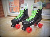 Roller Boots (quad) - Supreme Turbo 33
