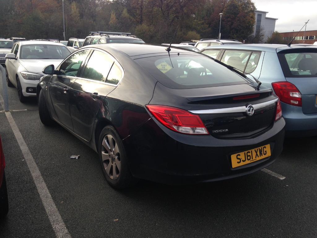 Vauxhall insignia 1.8VVTi petrol sri