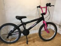 Girls Apollo Awesome BMX hardly used in perfect working order